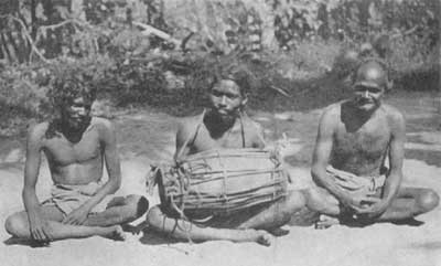 Coastal Veddas, Vakarai, early 20th Cent.